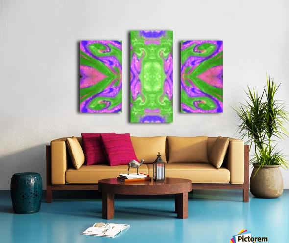 IkeWads135 Canvas print