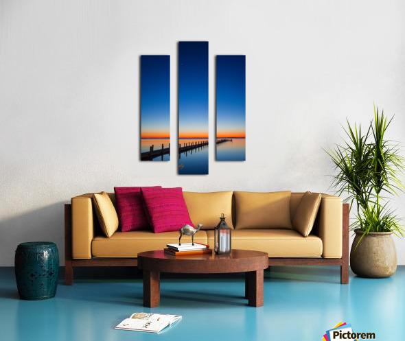 Sunset - APC-129 Canvas print