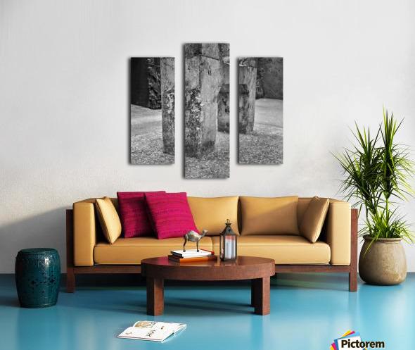 Winston Salem 101 Canvas print