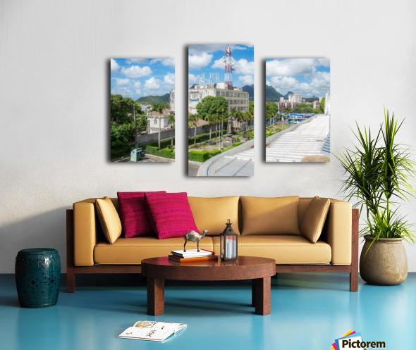 1 45 Canvas print