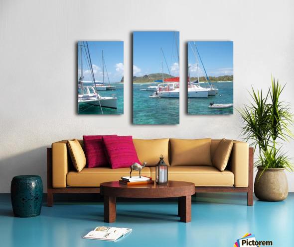 1 66 Canvas print