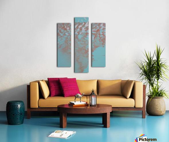 VAPOR 2 Canvas print