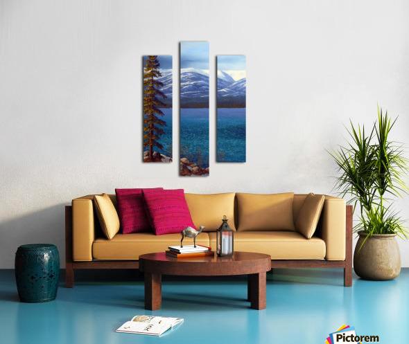 Lake Tahoe 1 Canvas print