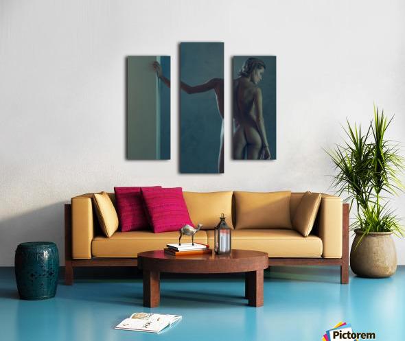 Chuchya Canvas print