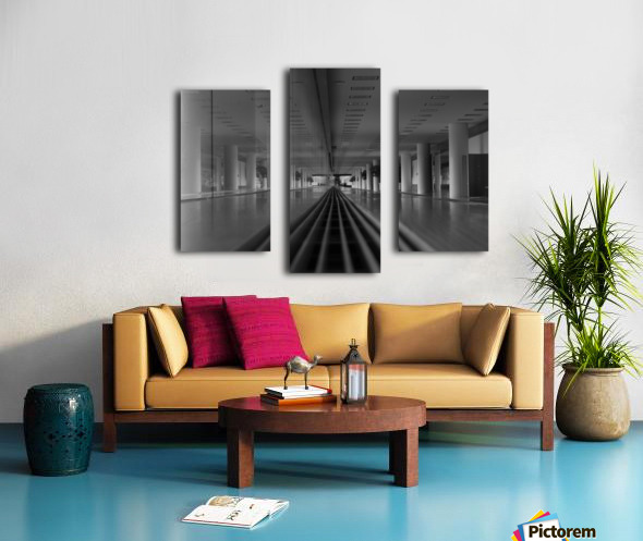 Weyer 4th N Canvas print