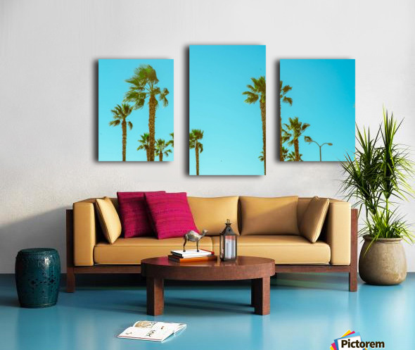 Hollywood Vibes Canvas print