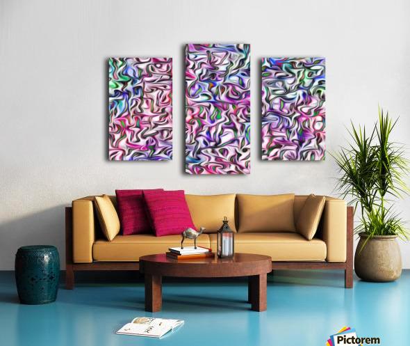 Psikedelix021 Canvas print