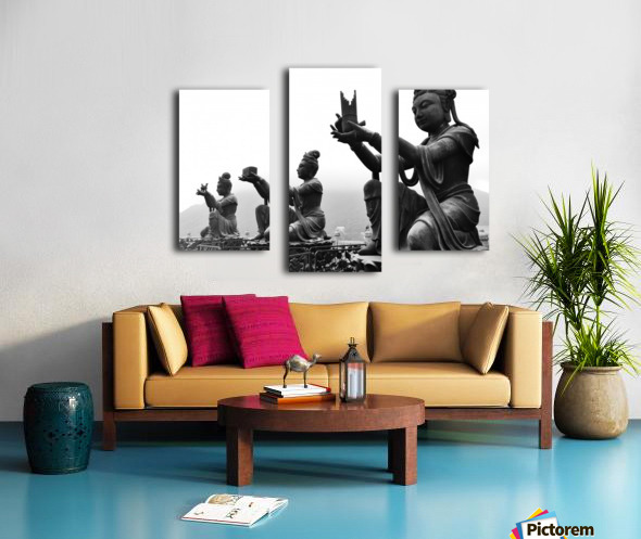 Offer for Buddha Canvas print