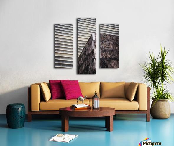 Kursaal Canvas print