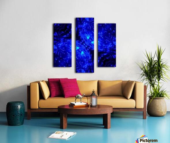 222_mirror9 Canvas print