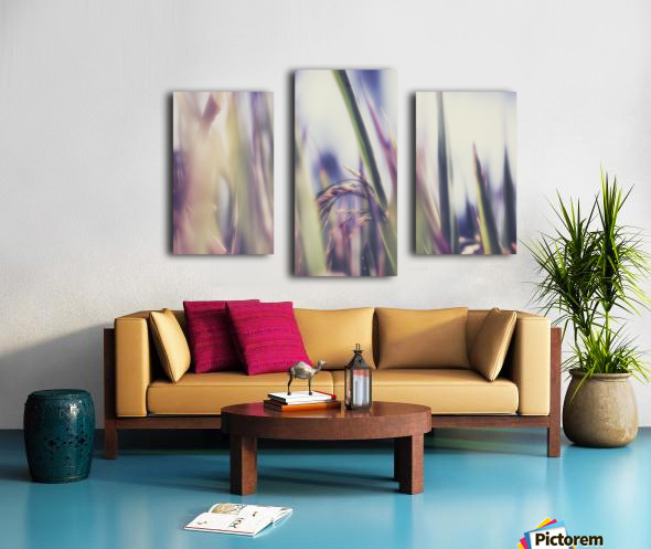 Time to Harvest Canvas print