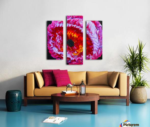 Flower. Stephen R Canvas print