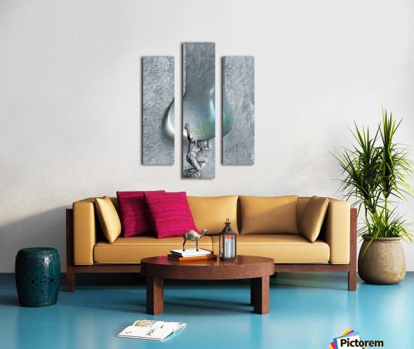 20 Krzysztof Grzondziel Canvas print