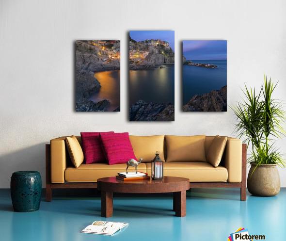 Manarola Lifestyle Canvas print