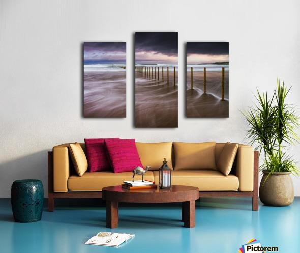Portstewart Strand Canvas print