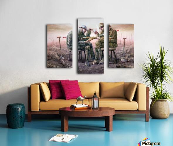 8 Krzysztof Grzondziel Canvas print