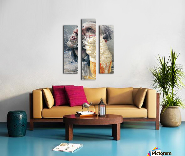 15 Krzysztof Grzondziel Canvas print