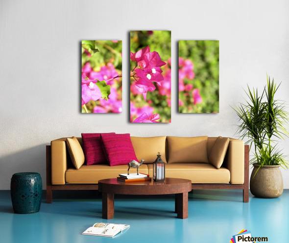 Flower39 Canvas print