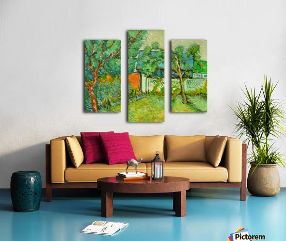 G100 Canvas print