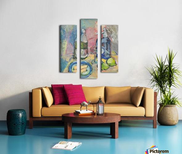 G124 Canvas print
