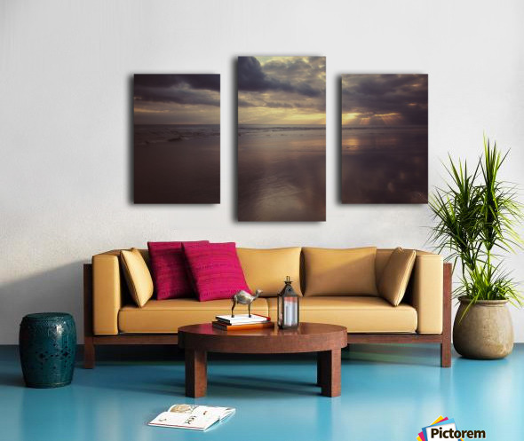 Sunset Time Canvas print