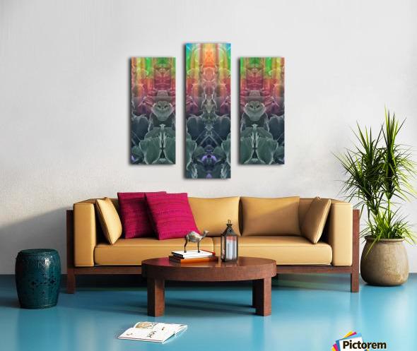 Cool Cats Canvas print