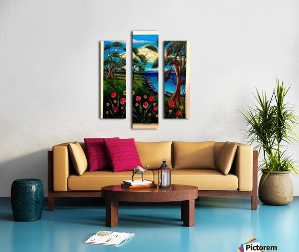 Spring Lake New Jersey Canvas print