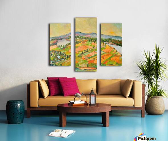 G146 Canvas print