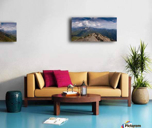 California Cloudscape Canvas print