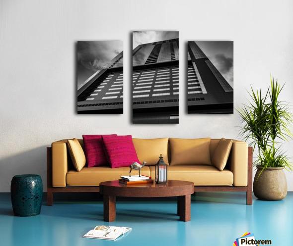 SKYSCRAPER Canvas print