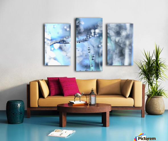 Glacé 14 sept 10 0021 1 Canvas print