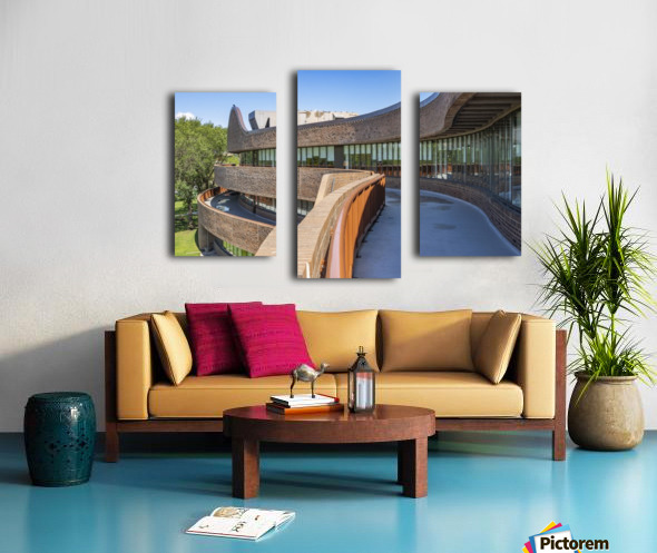 CityHall_IMG_2418 Canvas print