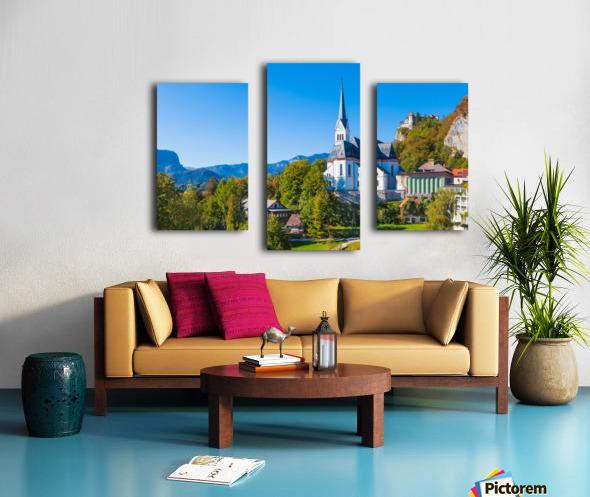 BLED 10 Canvas print