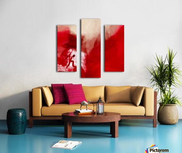 4D7AB014 ADB6 4B47 88DF EDA5FF20E5DB Canvas print