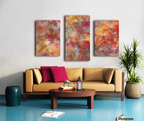 Passione Canvas print