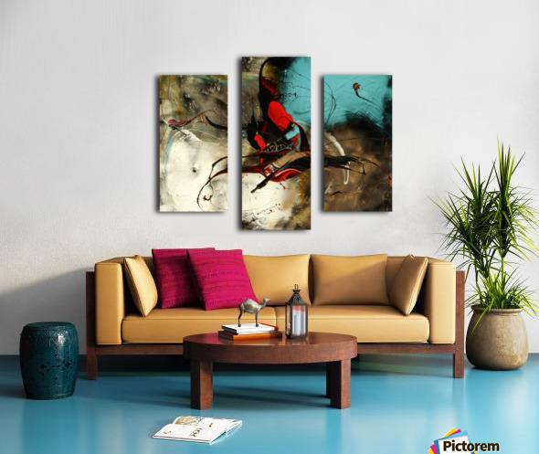 2478 - unbreakable Canvas print