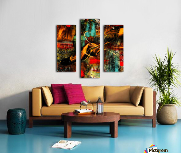 2633 majesta Canvas print