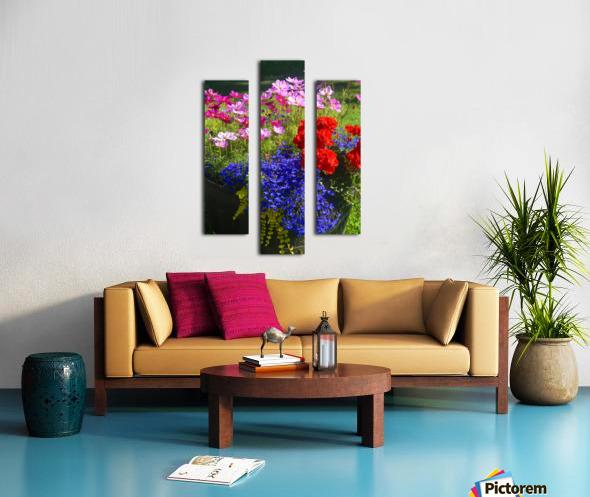 Alaskan Bouquet Impression sur toile
