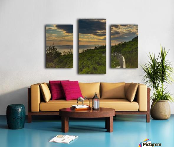 Holiday pleasure Canvas print