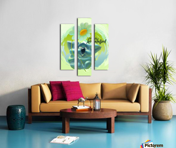 Cute Koala Canvas print