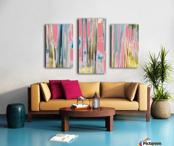 Moving Trees 23 Landscape 52 70 200px Canvas print