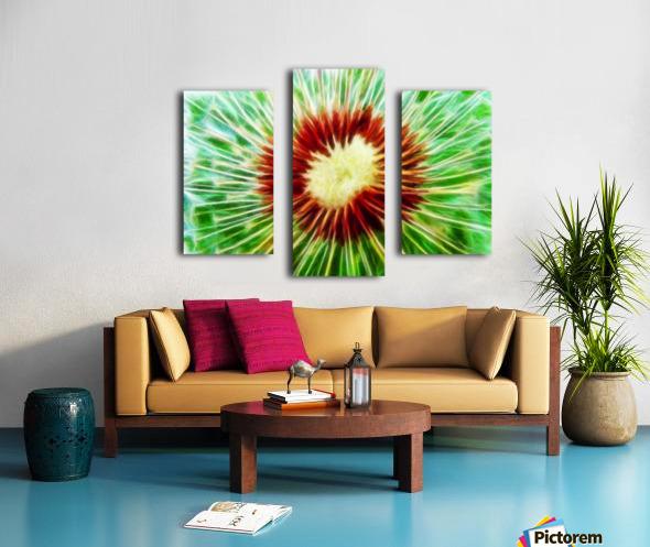 222808 dandelion Canvas print