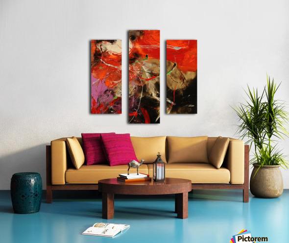 3670   opulent Canvas print