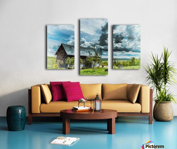 Maison du Rebut Global Canvas print