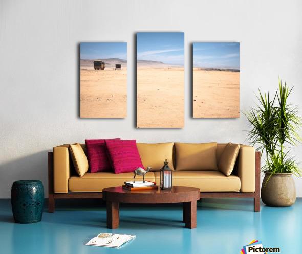 Reserva Nacional de Paracas Impression sur toile
