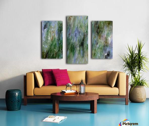 Withdrawn Canvas print