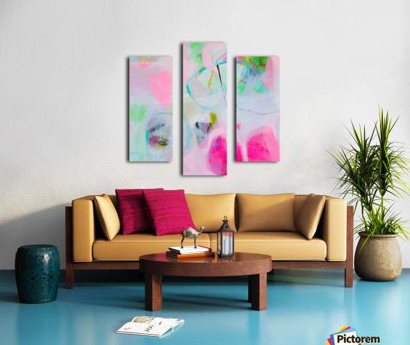 Kayleigh Canvas print