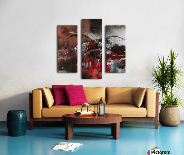 3196   you re mine Canvas print