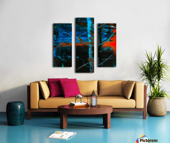 3120   hers Canvas print