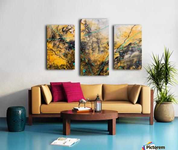 Sophia Deux Canvas print